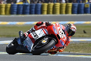 Home race atmosphere greets Ducati Team at Mugello