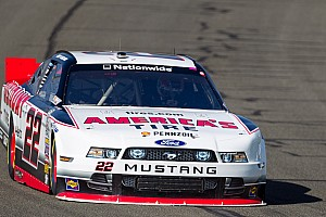 Fit to be tied: Logano aims for record tying run