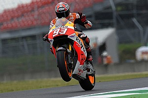 Masterful Marquez marches to pole position at Mugello