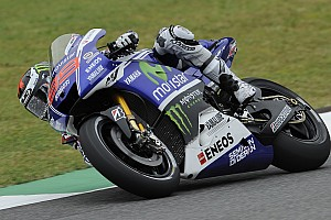 Lorenzo secures front row for Mugello GP