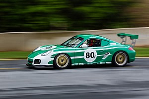 The Stuttgart Cup and Mission Foods GT3 Cup Trophy USA continues at Autobahn Country Club