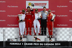 Ferrari Challenge: a long-standing relationship with Pirelli