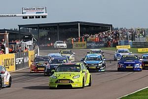 British Touring Car Championship begins mandatory 'zero-tolerance'  alcohol testing