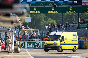 Official statement from the ACO regarding Loic Duval's accident