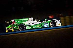 McMurry readjusts Le Mans goals while on edge of racing history