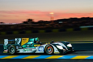 Karun Chandhok and Murphy Prototypes forced to retire from the 24 Hours of Le Mans