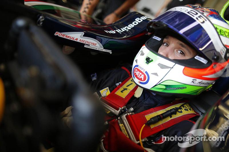 Hilmer Motorsport signs Riccardo Agostini for GP3 Series