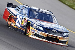 Hornish: Part-time driver, full-time talent