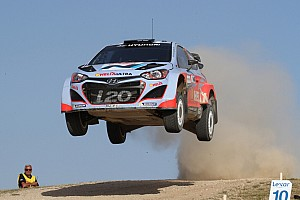 Hyundai set for Rally Poland debut with three car entry