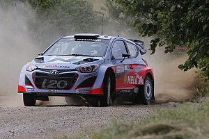 Hyundai reflects on disrupted Friday in Rally Poland