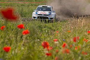 Ogier and Mikkelsen dice for honors in Rally Poland
