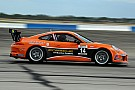 Colin Thompson takes Porsche GT3 Cup Challenge win