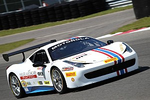 Anassis and Conde victorious in Race 1 at Mont Tremblant
