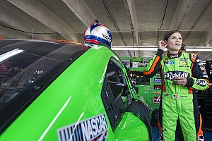 Top-10 start fades to 21st for Danica Patrick
