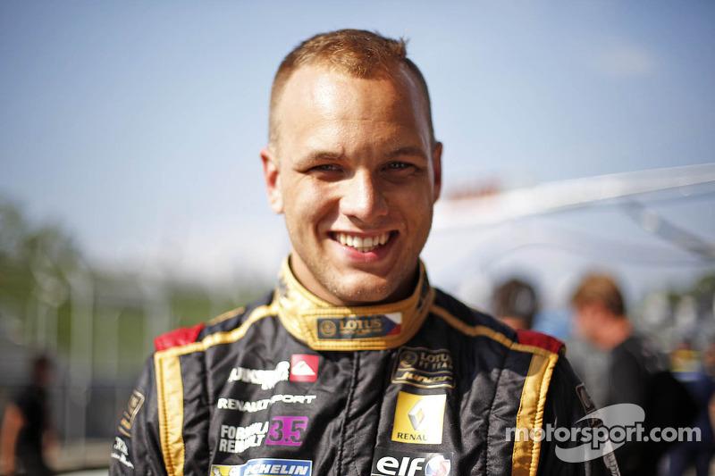 Lotus F1 team reserve Sorensen joins MP Motorsport in GP2