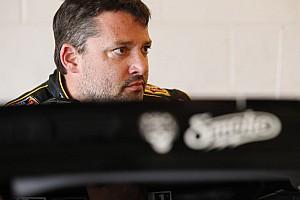 Tony Stewart hopes good luck continues at Daytona