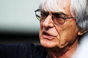 Ecclestone admits F1 buy-back possible