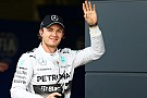 Mercedes' Rosberg scored his fourth pole position of the year at Silverstone