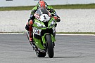Sykes pulls away and wins race 1 to extend points lead