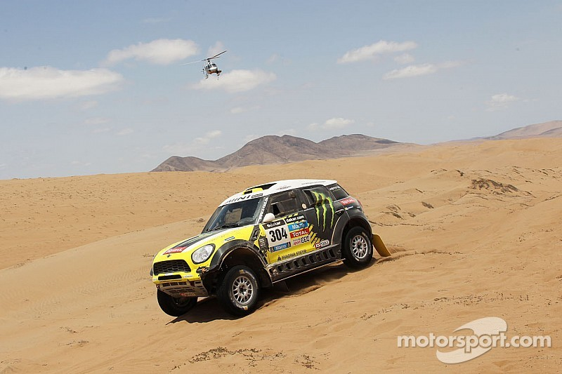 Iquique will be the capital of the Dakar