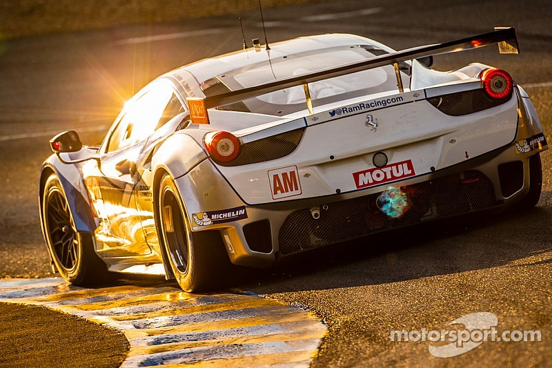 Ram Racing pulls out of the World Endurance Championship