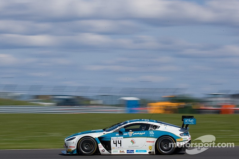 Trackspeed and Ecurie Ecosse double up at British GT