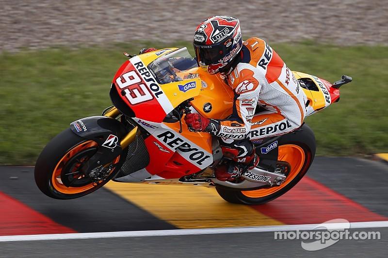 Unbeatable Marquez makes it nine from nine in German MotoGP