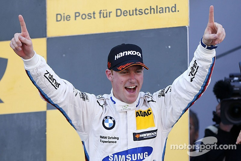 Maxime Martin scores maiden DTM victory in Moscow