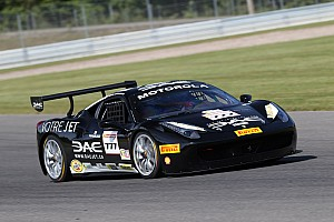 Anassis and Lu Sweep Ferrari Challenge weekend at Road America