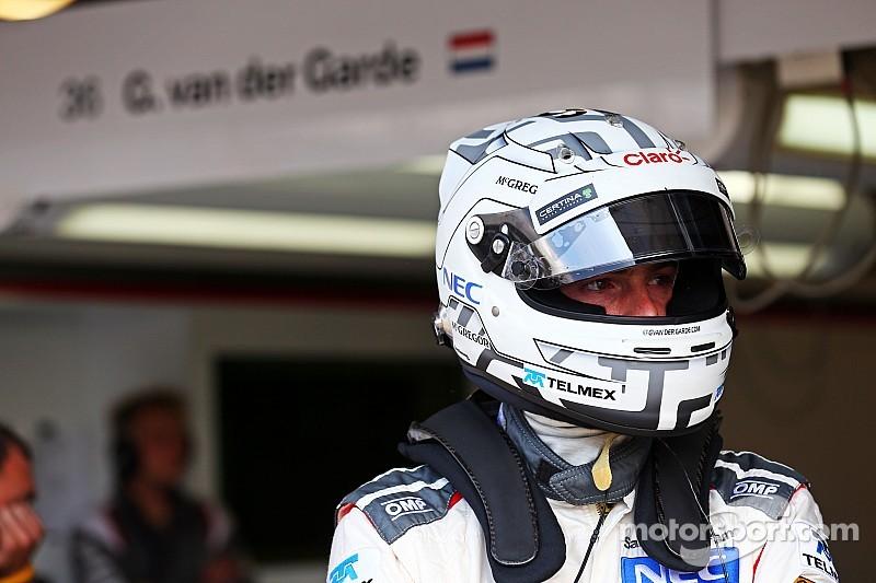 Van der Garde plays down Sauber race seat rumours