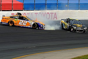 Breaking down a racing incident that got blown out of proportion