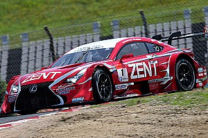 Zent Cerumo RC F takes its first win of the season at Sportsland Sugo