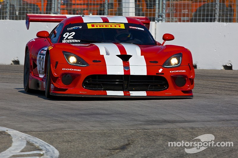 Canadians rule Pirelli World Challenge at Toronto