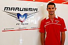 Alexander Rossi joins the Marussia F1 Team as Official Reserve Driver