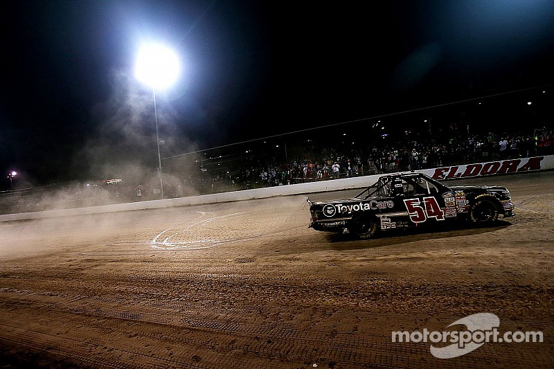 Five things to ponder after NASCAR took to the dirt at Eldora