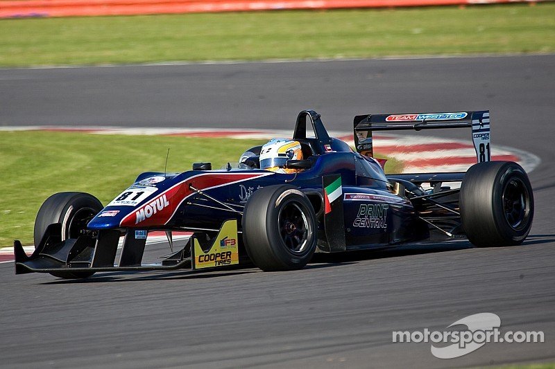 Merhi denied Spa victory by Jones