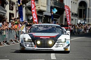 Marc Basseng on position 14 with the Czech Team ISR at the 24 hour race of Spa-Francorchamps