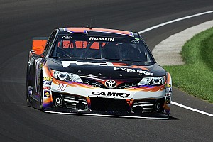 Joe Gibbs Racing looks to get back on track