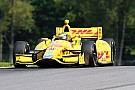 Hunter-Reay fastest in P1