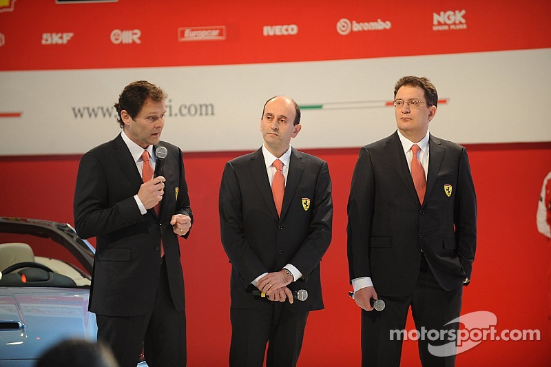 Marmorini moves to Renault after Ferrari exit