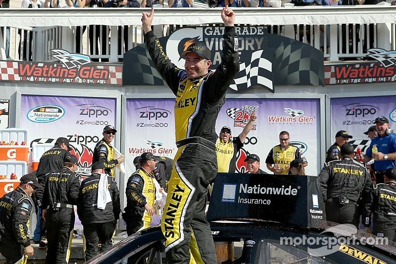 Ambrose dominates Nationwide race at Watkins Glen
