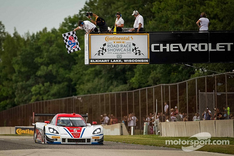 Action Express Racing takes Road America victory