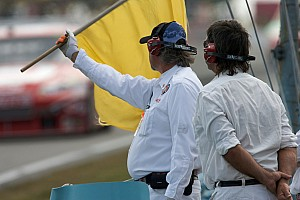 Weird and whacky cautions in NASCAR