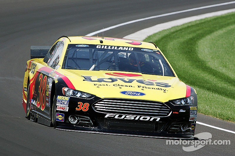 Gilliland: Michigan is 'Fastest I've ever gone in a race car'