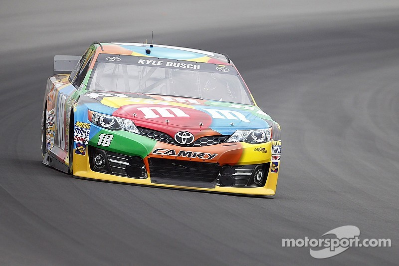 Mars re-ups with Joe Gibbs Racing, Kyle Busch