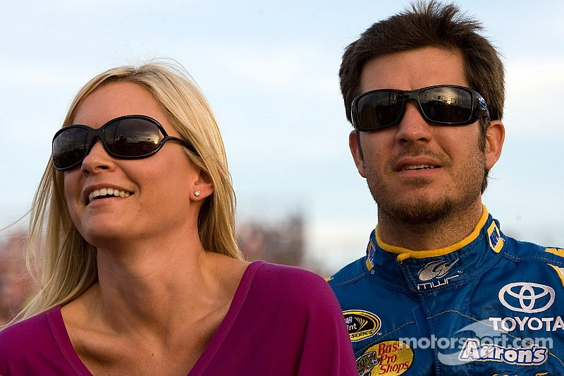 Sherry Pollex diagnosed with cancer...Martin Truex Jr. to miss practice and qualifying