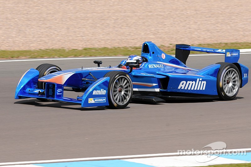 How Formula E can accelerate the adoption of wireless charging