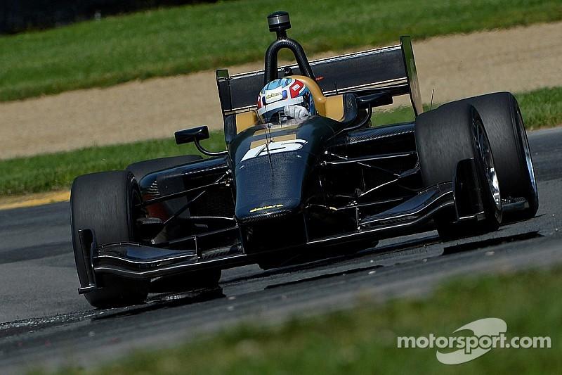IndyCar stars Dixon and Hinchcliffe set for Dallara IL-15 development duties