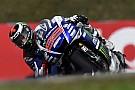 Yamaha: Rain disrupts Free Practice as Brno begins
