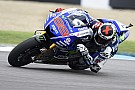Second and third row for Yamaha in Brno qualifying